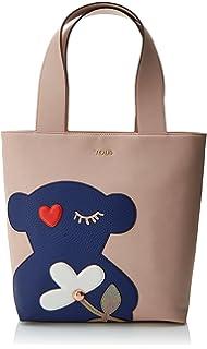 Tous Shopping Pacth Art, Shopper para Mujer, 14x32x28 cm (W x H x