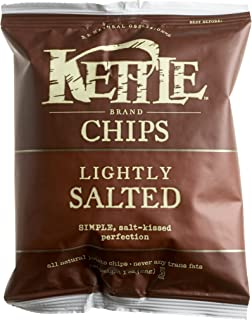 product image for Kettle Chips Lightly Salted 1oz (pack of 72)