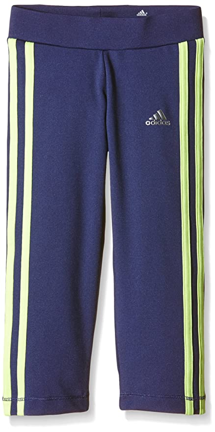 0c28c4c74e2024 adidas Mädchen Clima 3 4 Tights  adidas Performance  Amazon.de ...