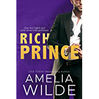 Rich Prince (New York Billionaires Book 2)