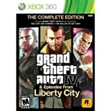 Grand Theft Auto IV & Episodes from Liberty City: The Complete Edition