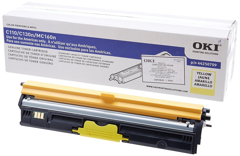 Amazon.com: OKI Data 44250711 Toner Cartridge MC160 MFP/C110 ...