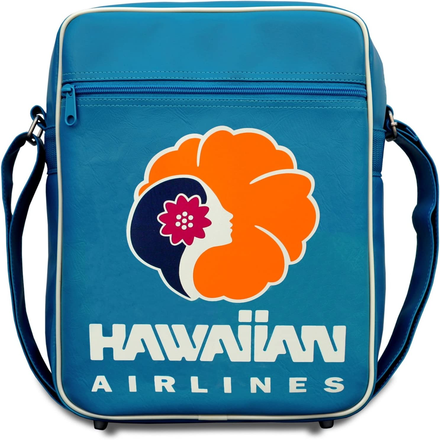Logoshirt Hawaiian Airlines Seagull Synth/étique Rouge Sac bandouli/ère