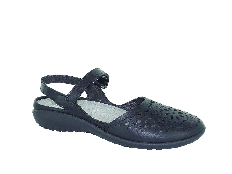 NAOT Women's Arataki Dress Sandal B00LT49AWK 37 M EU / 6 B(M) US|Black