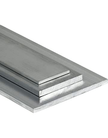 Aluminium Flach Stange 3 x 20 x 300 mm