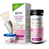 UTI Test Strips for Women & Men - Easy to Use at Home Urinary Tract Infection Testing Kit | Clinically Tested Urine…