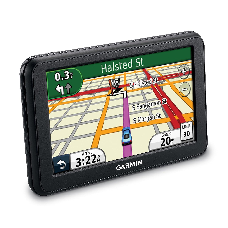 garmin nuvi 40lm 4 3 inch portable gps navigator with lifetime maps rh amazon in garmin 40 lm manual Garmin GPS User Manual