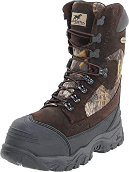 "Irish Setter Men's 2871 SnowTrackerPac 12"" ColdWeatherBoot"