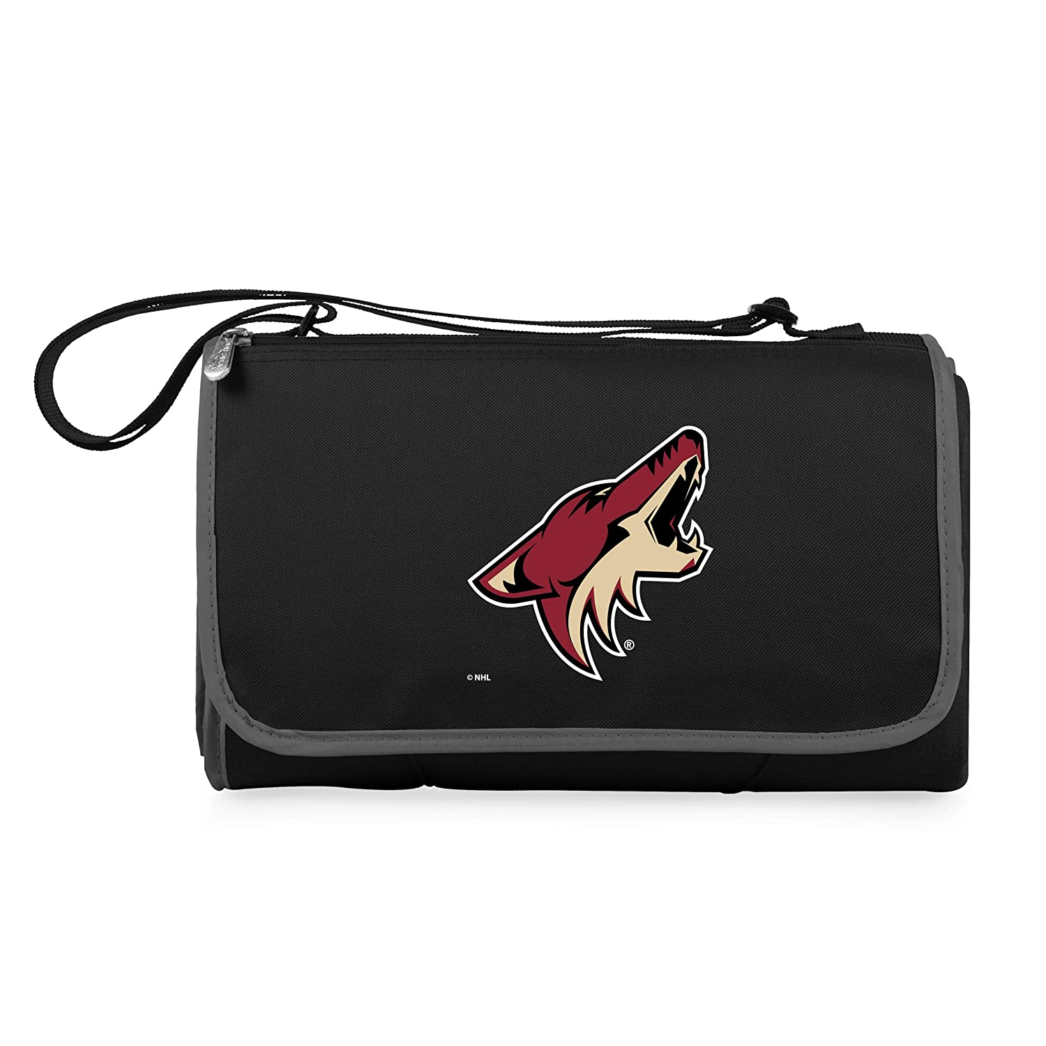 NHL Arizona Coyotes Outdoor Picnic Blanket Tote