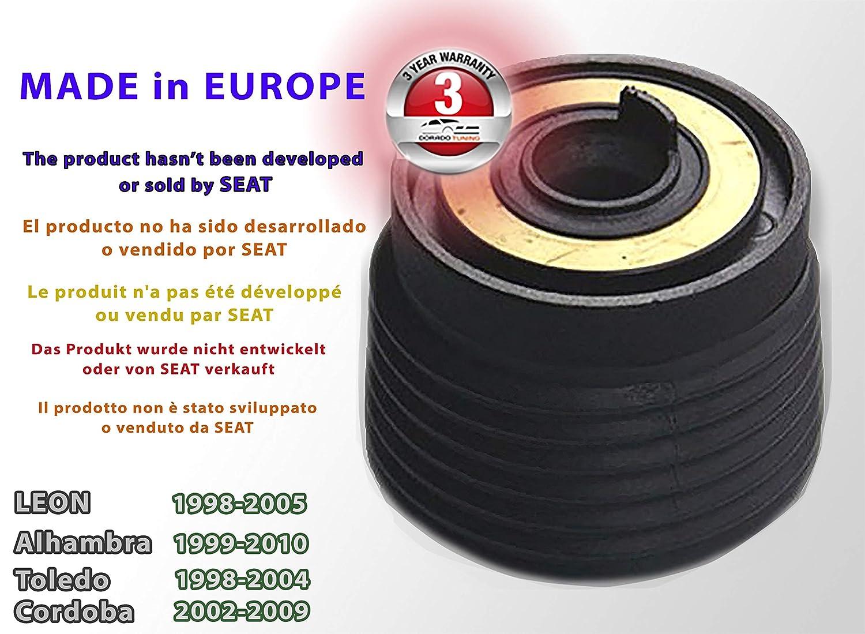 RDi 549 DoradoTuning Adaptador de Boss//Pi/ña de Volante//Volante Hub liberaci/ón r/ápida