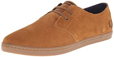 Baskets Fred Perry Byron Low Suede XRJKMqPTPT