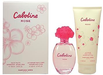 Rose Pièces Cadeau Femme Coffret Pour 2 Cabotine rdxWEQeBCo