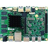 UDOO X86 Advanced Plus con Processore Intel N3160, Ddr3L da 4 GB Dual Channel, EMMC da 32 GB