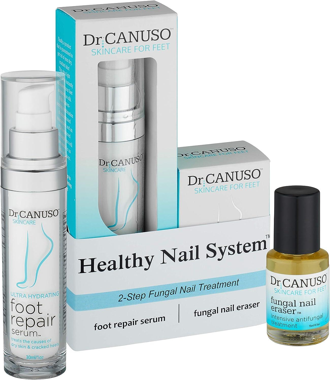 Healthy Nail System - Toenail Treatment, Maximum Strength Antifungal Medication