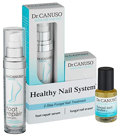 Amazon.com: Healthy Nail System - Anti-fungal Nail Treatment ...