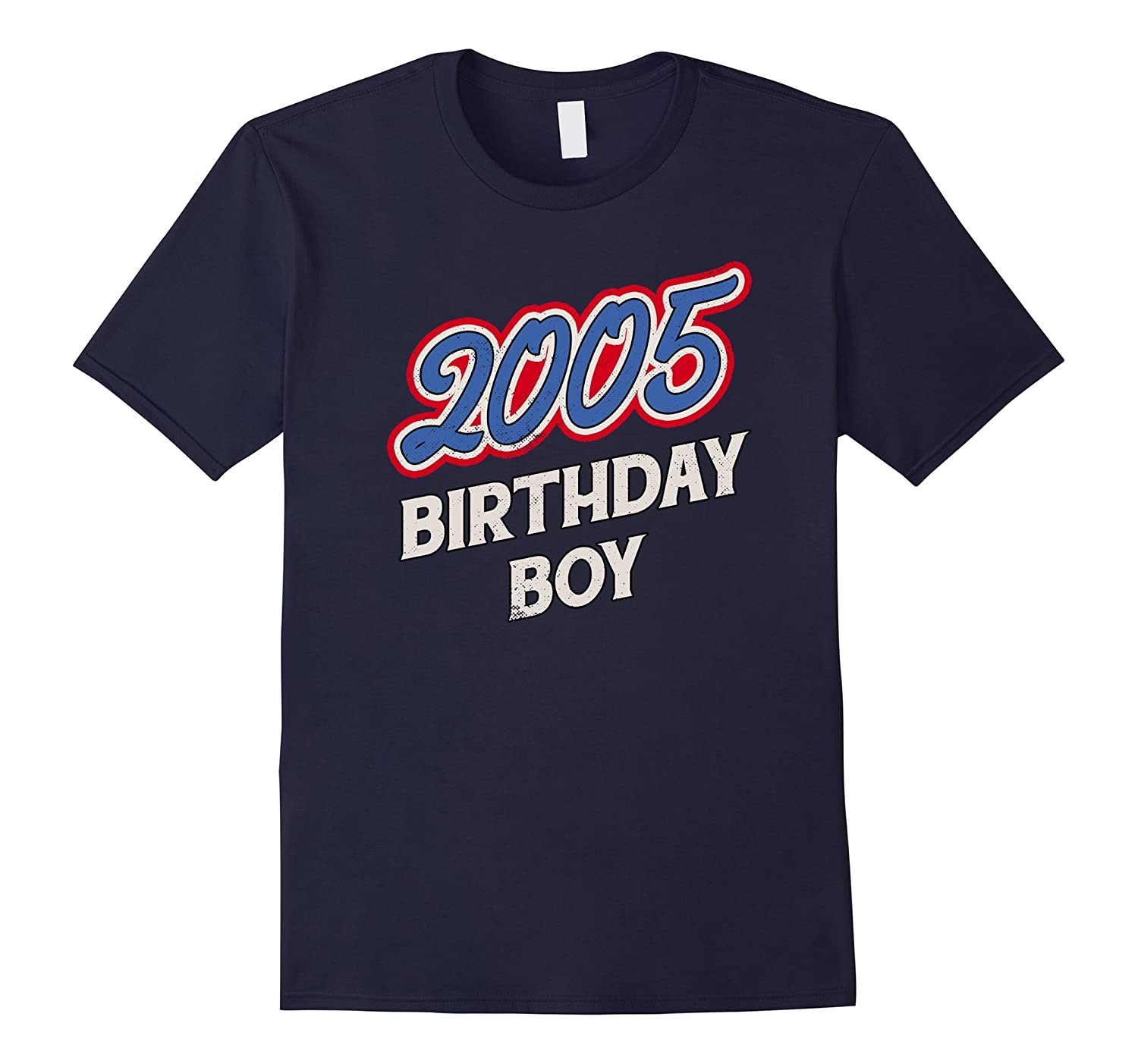 2005 12th Birthday Gift 12 Years Old Boy Bday T-Shirt-FL