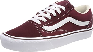 vans old skool indossate