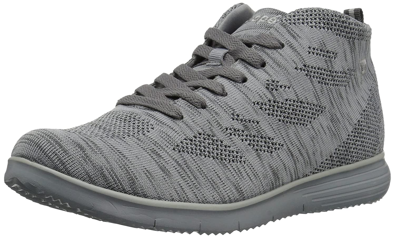 Propet Women's TravelFit Hi Walking Shoe B01N59VXRZ 7 B(M) US|Lt Grey