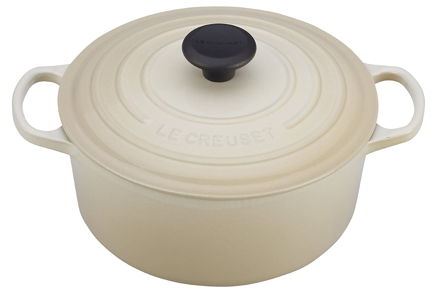 Amazon.com: Le Creuset Signature Enameled Cast-Iron 4-1/2-Quart ...