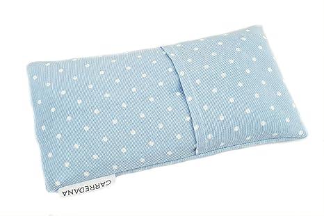 Saco térmico anti-cólicos bebé de semillas de trigo y lavanda.23 x 12cm