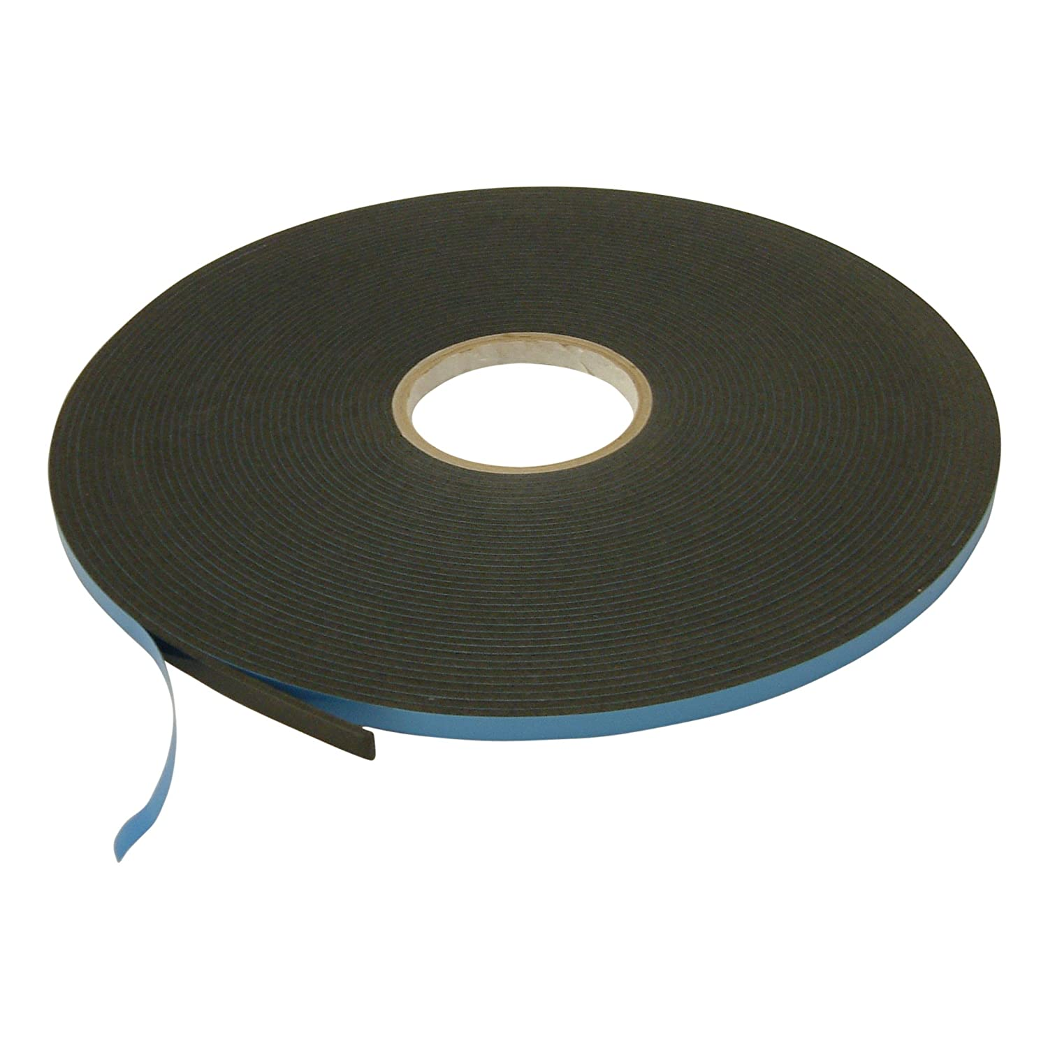 thick x 3//8 in x 50 yds. JVCC DC-WGT-01 Double Coated Window Glazing Tape: 1//16 in White