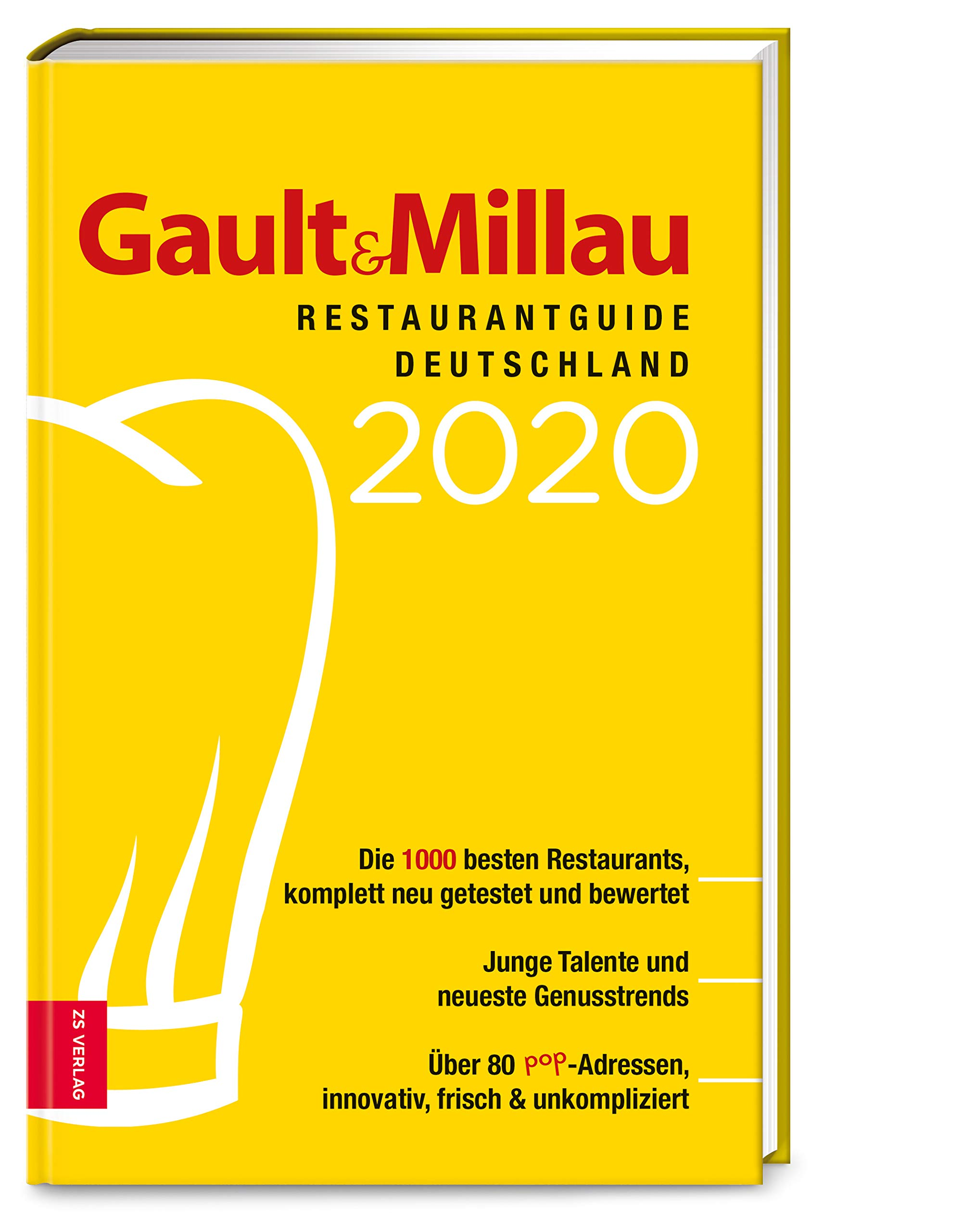 GaultandMillau Restaurantguide Deutschland 2020