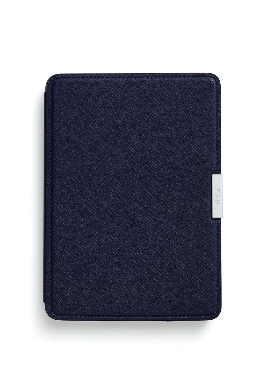 Funda de cuero para Kindle Paperwhite 10./ª generaci/ón no es compatible con la versi/ón del 2018 color negro /ónix