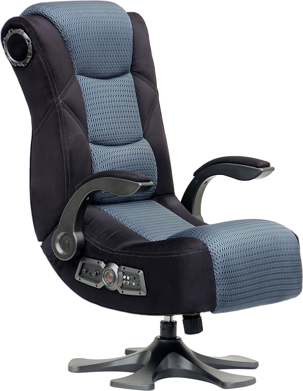 X Rocker 5129501 Deluxe Mesh Video Chair