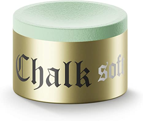 Taom Soft Green Snooker Chalk para todo tipo de puntas de taco de ...