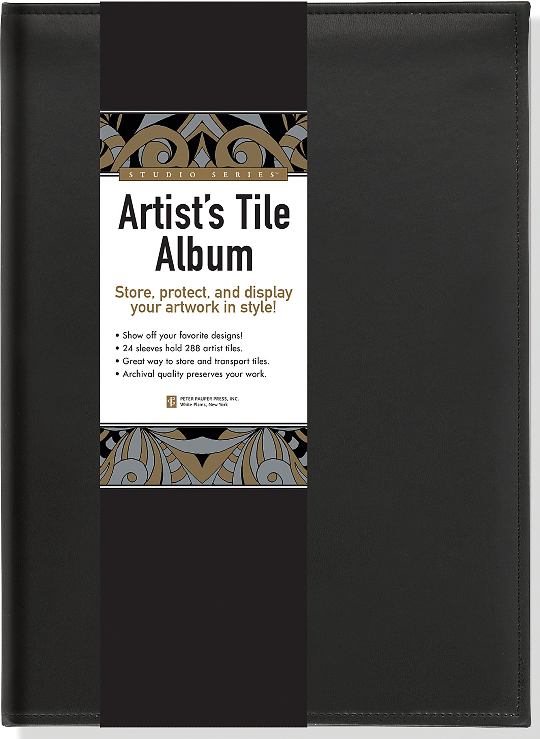Studio Series Artist's Tile Album PDF
