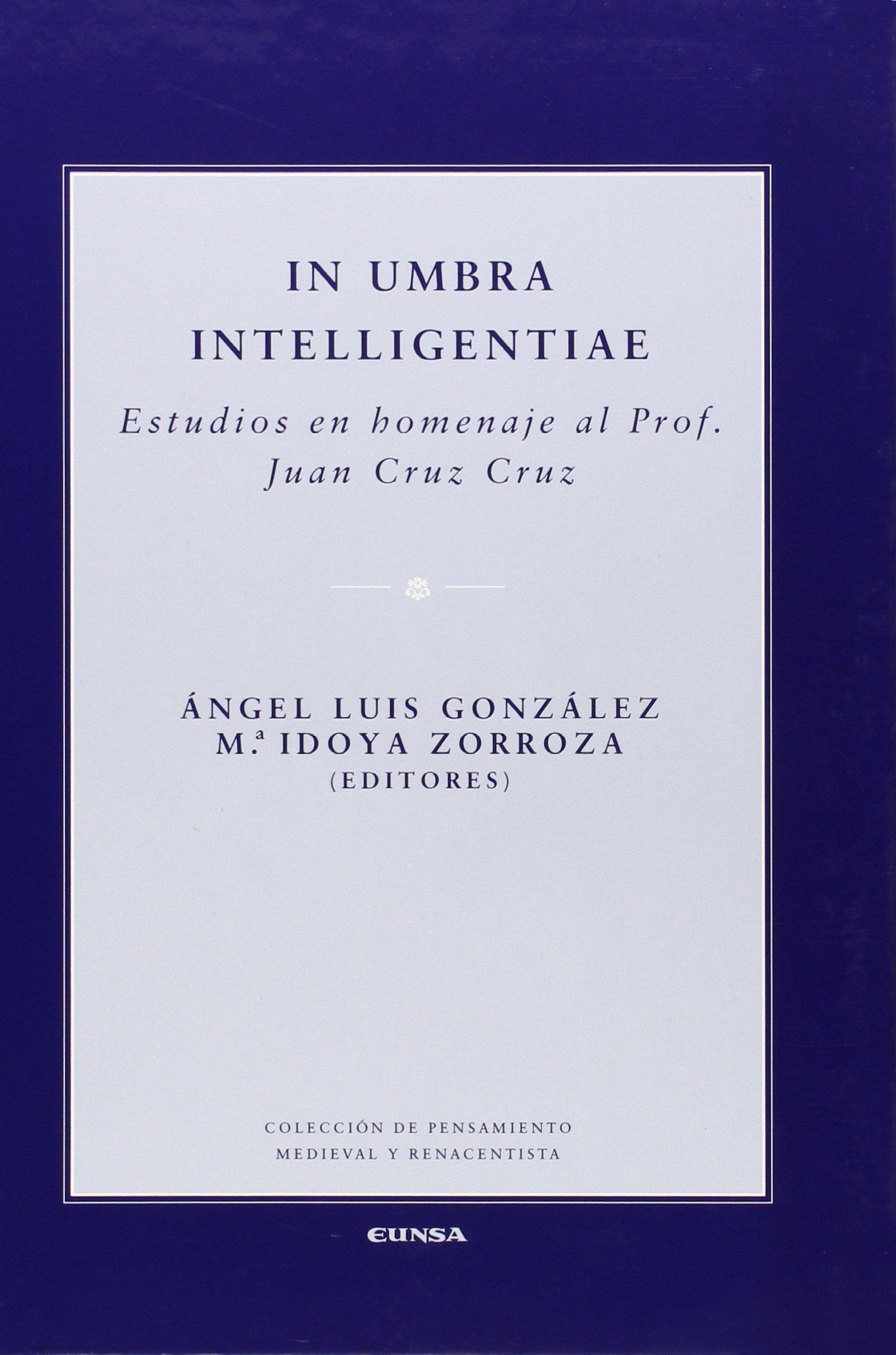 Download In umbra intelligentiae ebook