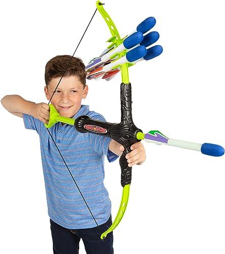 Foam Bow & Arrow Archery Set