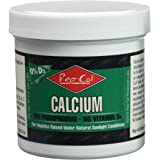 Rep-Cal Calcium - Phosphorus and Vitamin D3 Free (4.1 oz) Green Bottle