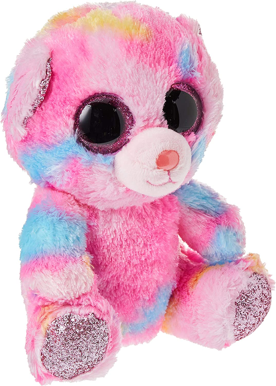 TY- Franky, Bär Bunt 15cm Peluche oso, Color rosa (United Labels Ibérica 36899TY) , color/modelo surtido: Amazon.es: Juguetes y juegos