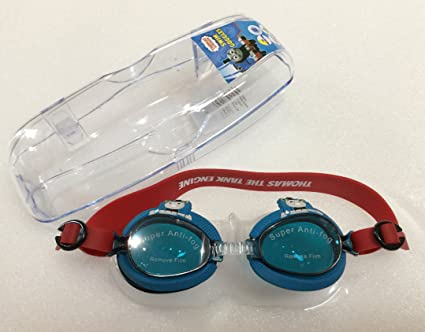 f5f2c7f7d1af Image Unavailable. Image not available for. Color  Thomas and friends swim  goggles w case