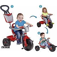 FEBER - EVO Trike Plus 3 en 1