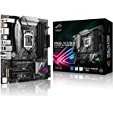 ASUS ROG STRIX Z370-G GAMING (Wi-Fi AC) LGA1151 DDR4 DP HDMI M.2 Z370 microATX Motherboard with onboard 802.11ac WiFi, Gigabit LAN and USB 3.1 for 8th Generation Intel Core Processors