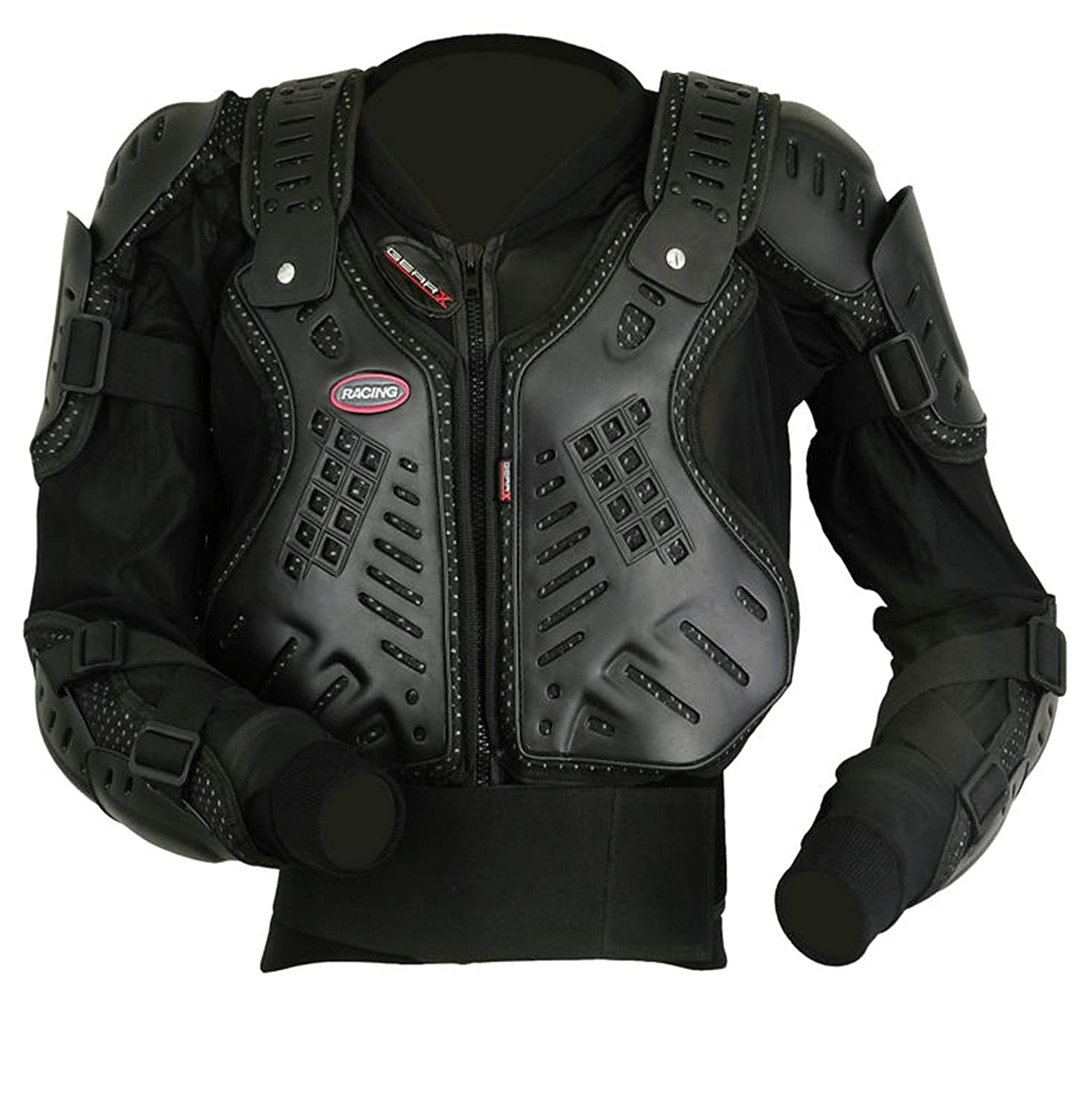 Body blindé Veste de protection Moto cross Patinage Snowbaords Ski GearX