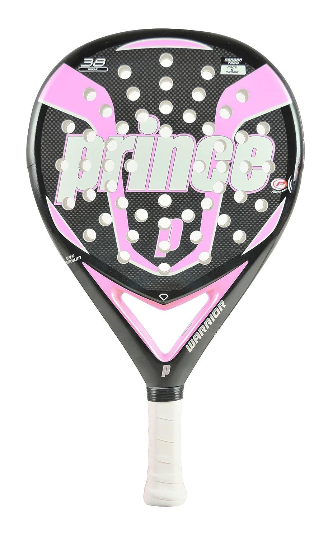 Prince Padel Warrior Propulsion DI - Pala de pádel para Mujer: Amazon.es: Deportes y aire libre