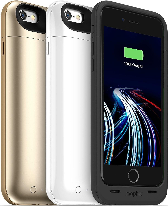 Mophie Juice Pack Ultra - Bateria Externa para iPhone 6 3950mAh- Blanco: Amazon.es: Electrónica