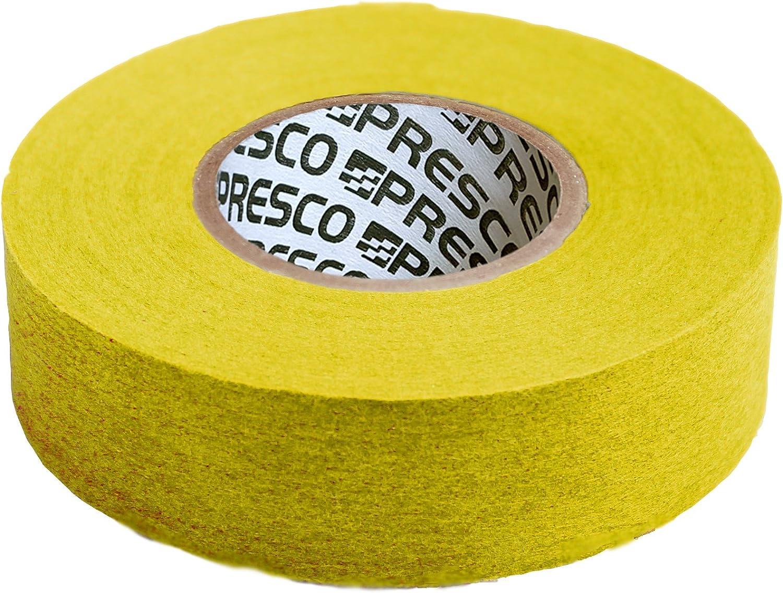 Presco Biodegradable Rollo de cinta de señalización: 1 in. x 100 ...