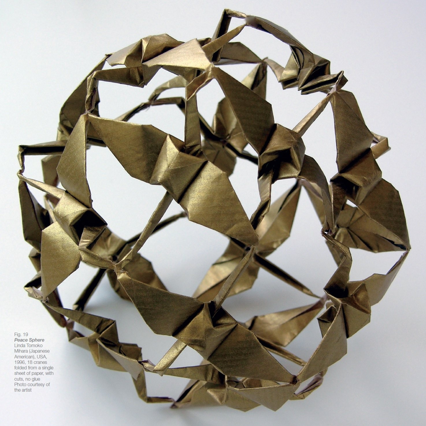 Interlocking Geometric Paper Art : origami modulars by daniel kwan | 1474x1474