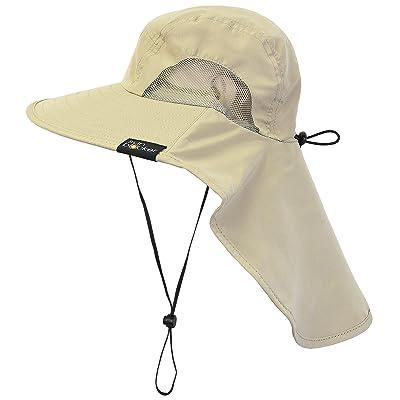 b293a3bd4ea70 Sun Blocker Outdoor Sun Protection Fishing Cap with Neck Flap