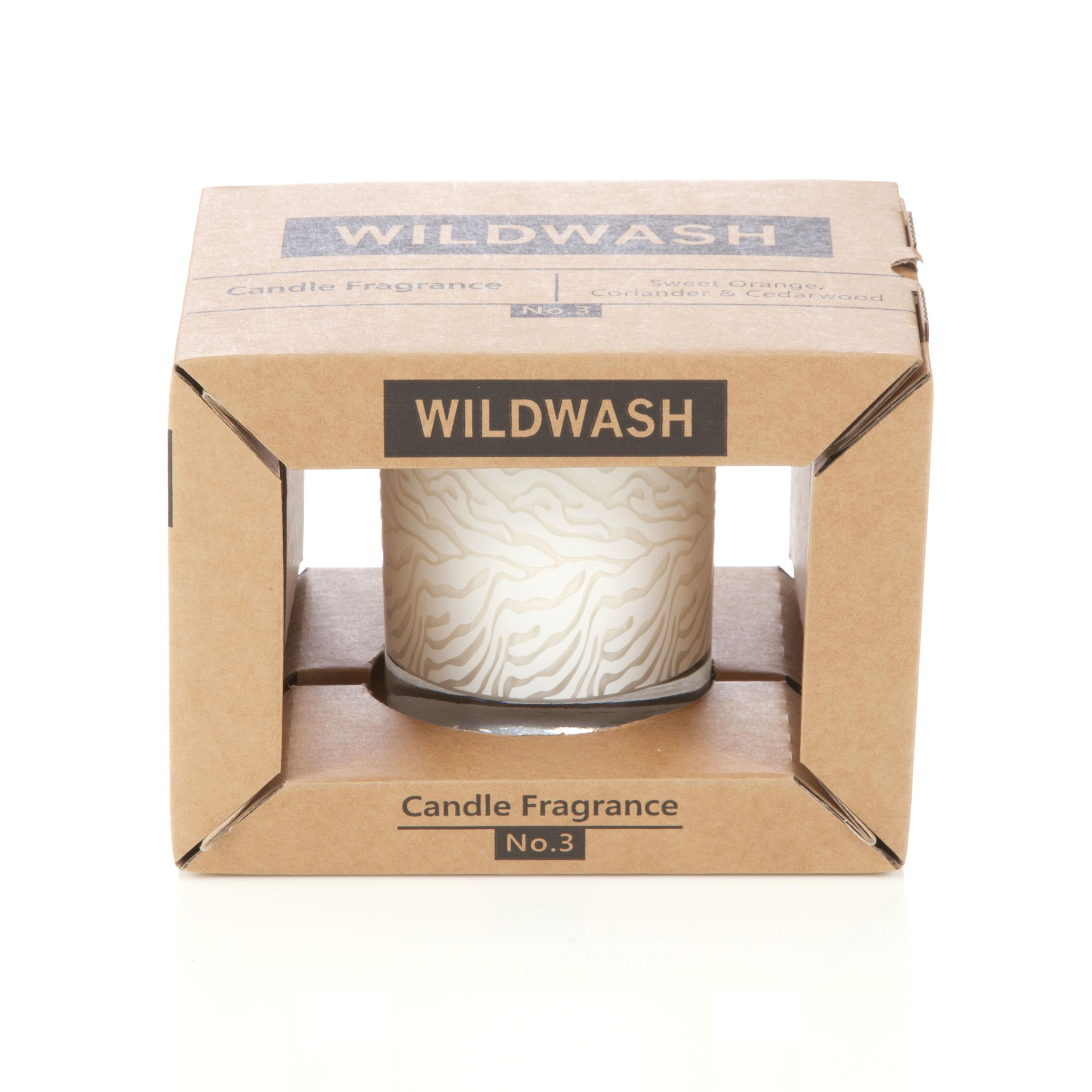 WildWash Number 3 Candle Fragrance