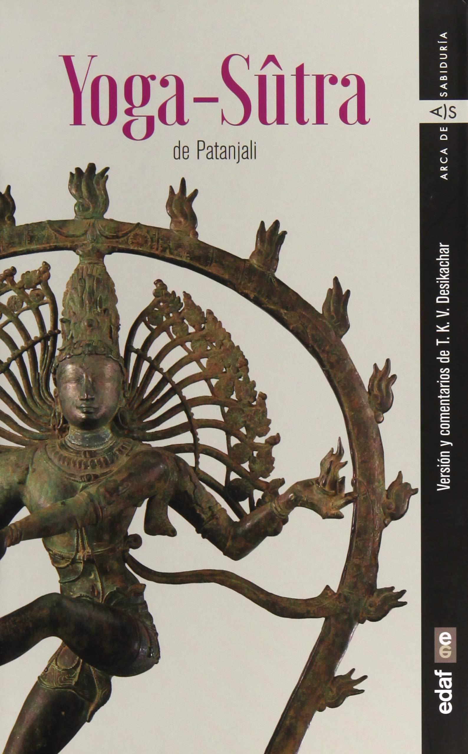 Yoga-Sutra de Patanjali (Spanish Edition): T.K.V. Desikachar ...