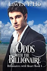 At Odds with the Billionaire: A Clean and Wholesome Romance (Billionaires with Heart Book 1) Kindle Edition