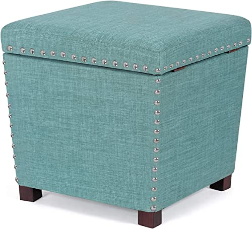 Decent Home Folding Storage Ottoman
