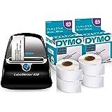 DYMO Label Printer LabelWriter 450 Direct Thermal Label Printer with 2 Address Label Rolls, 700 Labels
