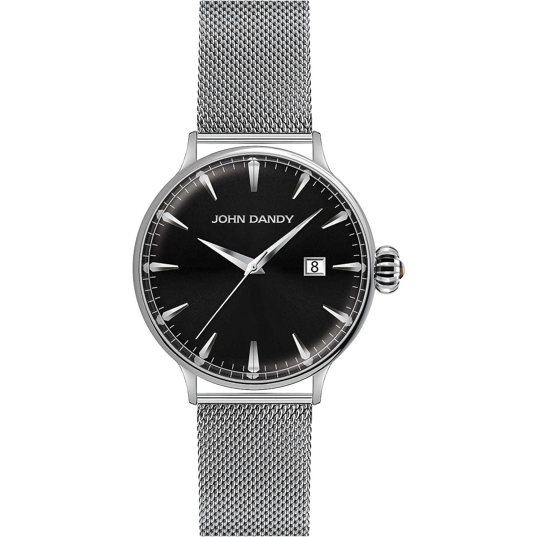 Uhr nur Zeit Damen John Dandy Casual Cod. jd-2609l-01 M