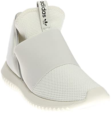 newest 4e046 be05d Image Unavailable. Image not available for. Color adidas Womens Tubular  Defiant T Athletic  Sneakers White
